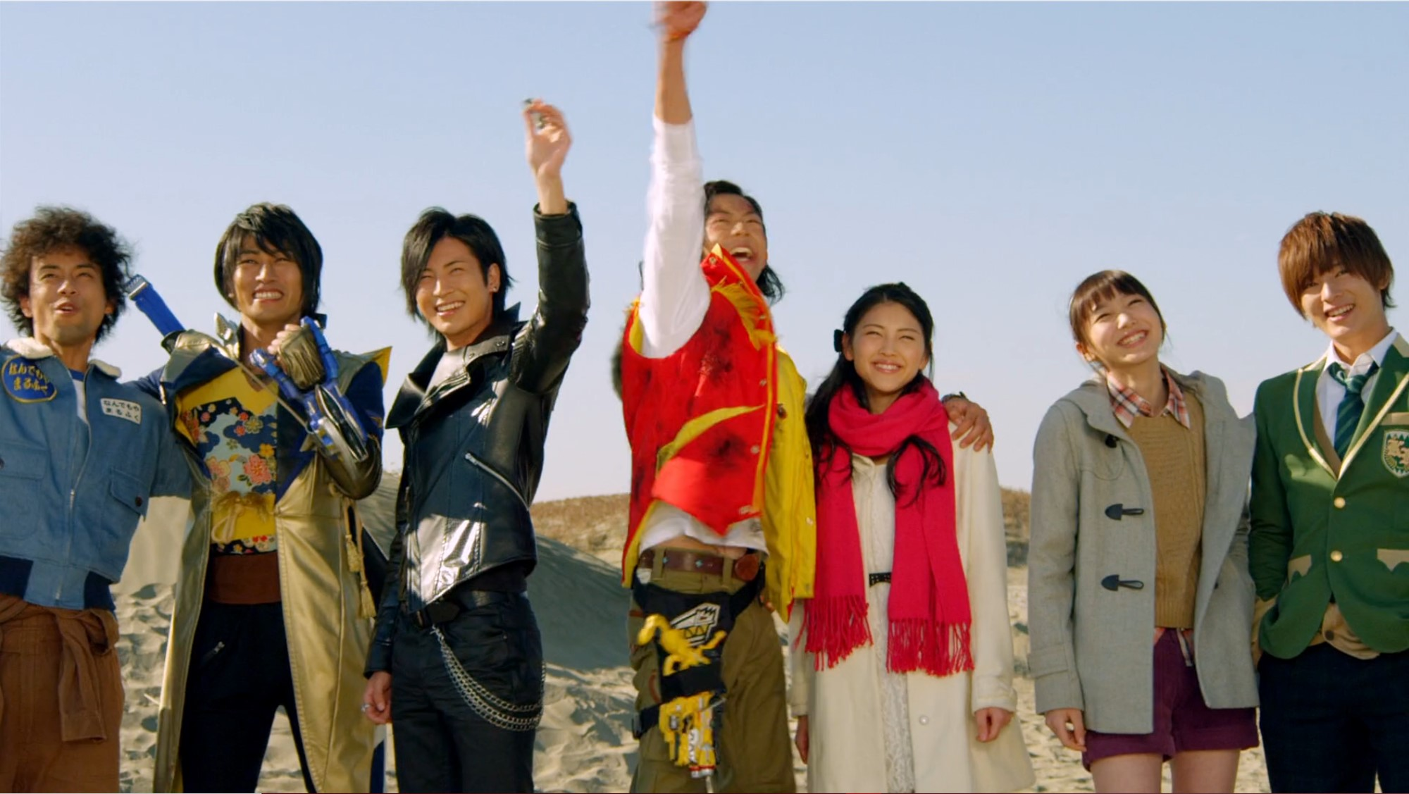 Brave Final: Great Explosion! Goodbye, Kyoryuger