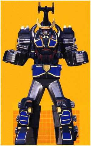 Comparison:Ikazuchi Gattai Gouraijin vs. Thunder Megazord (Ninja Storm)