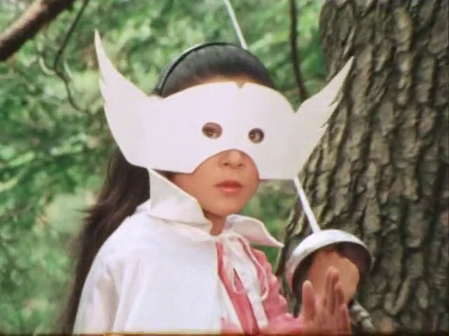 Ep. 29: Pretty Swordsman, White Rose Mask