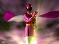 Pink Mystic Ranger Morph 2