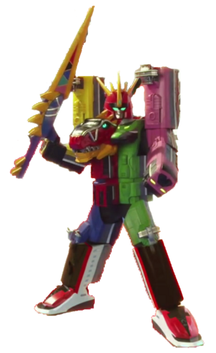 ToQ-Oh Kyoryuzin Feat. DenLiner