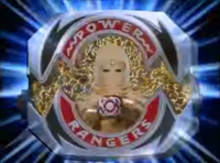 Yellow Ninja Ranger Morph