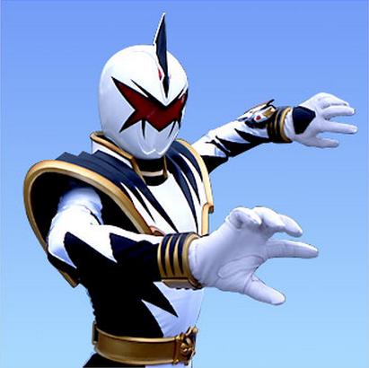 List of White Dino Ranger (clone)'s appearances
