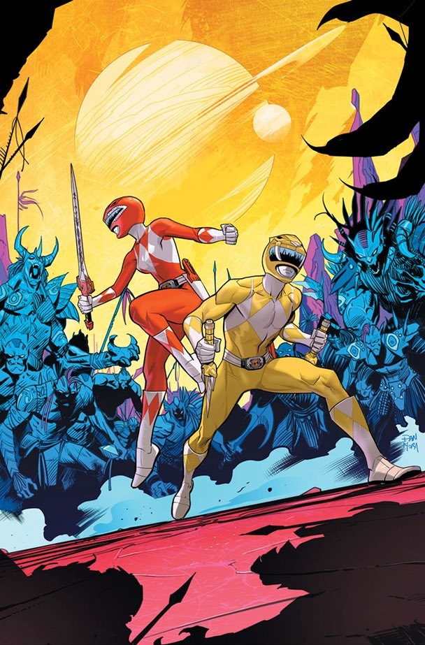 Go Go Power Rangers Issue 14