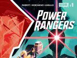 Power Rangers (Boom! Studios) Issue 1