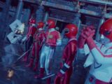 Sentai All Red