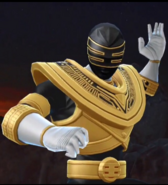 Legacy Wars Gold Zeo Rangers Victory Pose