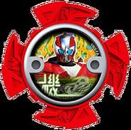 Robo Red Zord Ninja Power Star