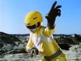 Yellow Mutant Ranger