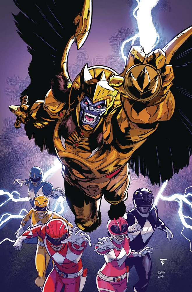 Go Go Power Rangers Issue 18
