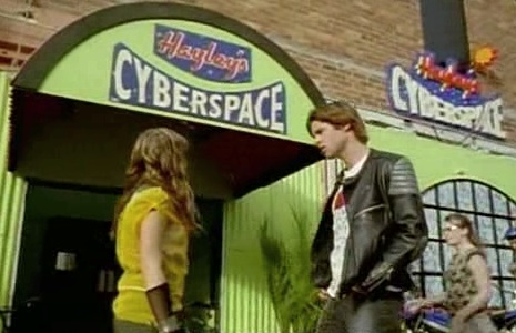 Hayley's Cyberspace