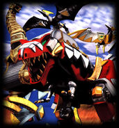 Dinozords 2004