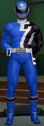 Legacy Wars Blue SPD Ranger