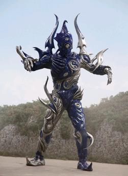 Giant Battle Pseudo-Lifeforms