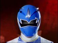 Blue Dino Ranger Morph 1