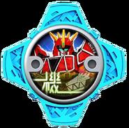 Dino Charge Megazord Ninja Power Star