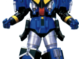 Stratoforce Megazord