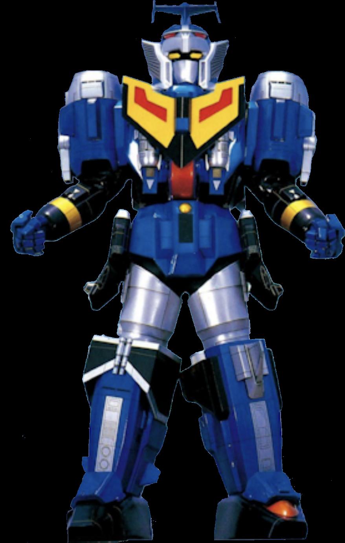 Stratoforce Megazord