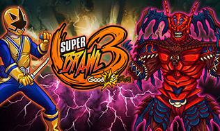 Power Rangers Samurai: Super Brawl 3