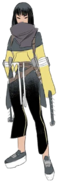 TMNT Yellow Ninja Ranger