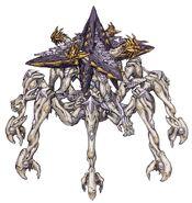 Black Cross Colossus Concept Art