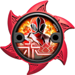 Super Samurai Red Ninja Power Star.png