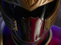 Crimson Thunder Ranger Morph 1