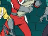 Red Mutant Ranger