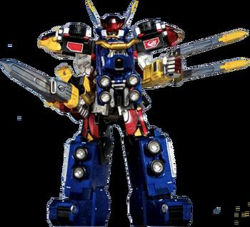 Beast-X Megazord