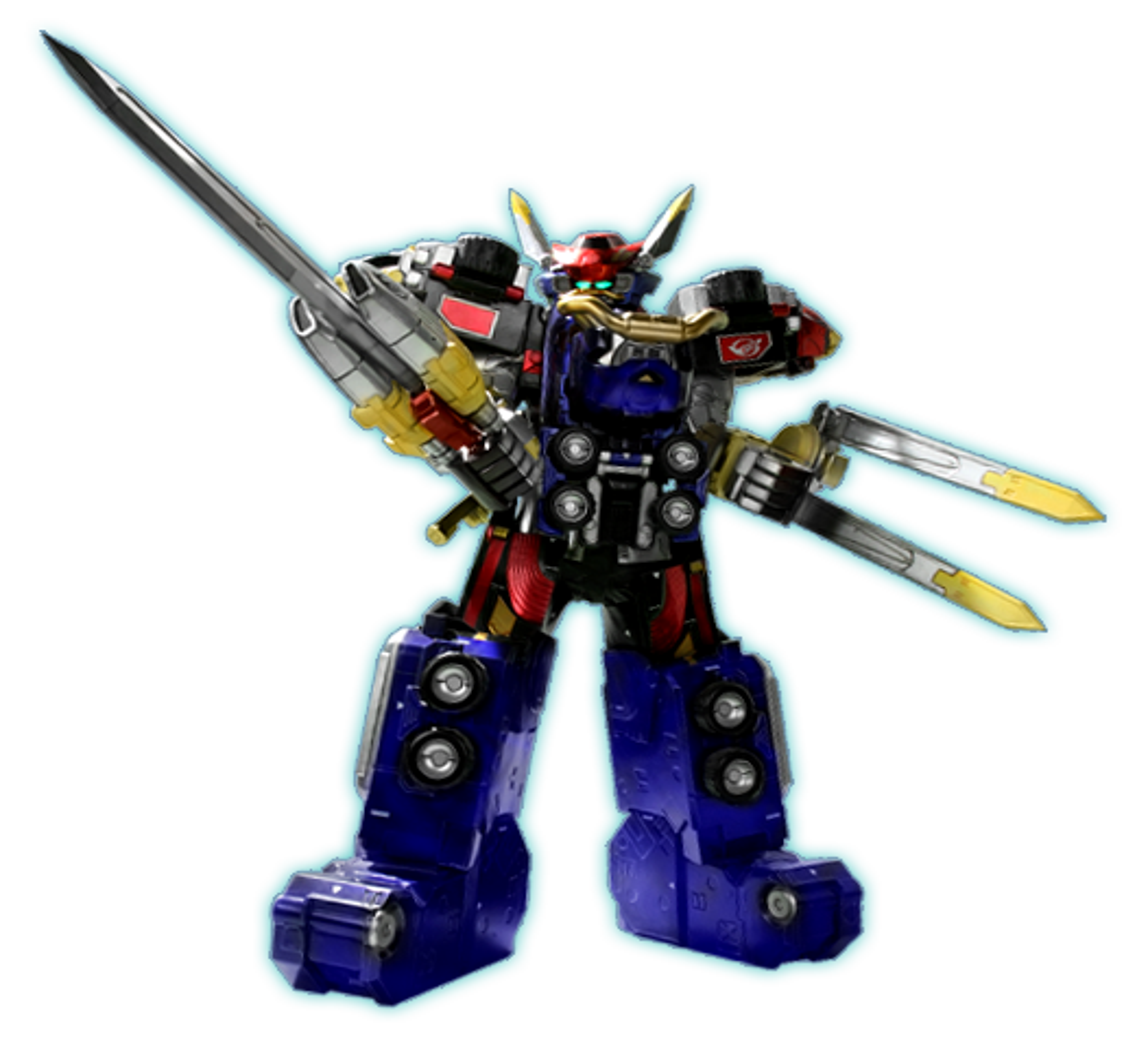 Comparison:Tokumei Gattai Go-Buster Oh vs. Beast-X Megazord