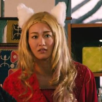 Garu's wife