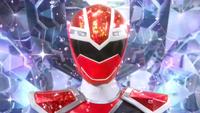 Kiramai Red Henshin