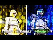 Beast-X Mode First Battle - Power Rangers Beast Morphers - Power Rangers Official