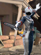 Legacy Wars Silver RPM Ranger Victory Pose