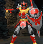 Legacy Wars Wolf Warrior Victory Pose