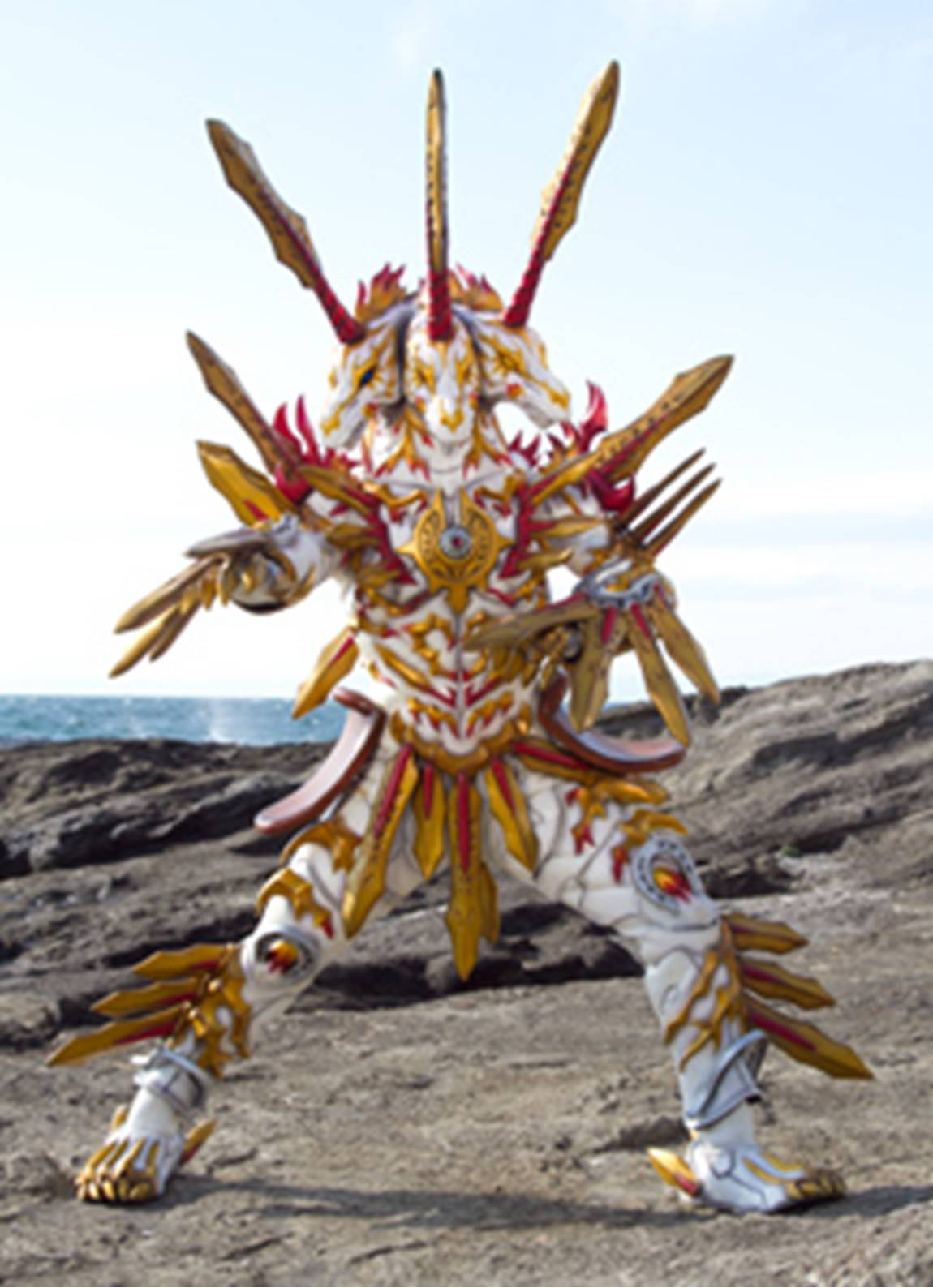 Bari-Boru-Dara of the Uniberus Headder