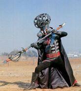 Iron Cage Mask Fullbody