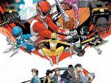 Go Go Power Rangers: Back to School Special