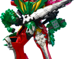 Tiger Claw Zord