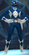 Legacy Wars Mighty Morphin Blue Ranger