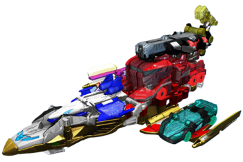 Mashin Hakobu Cargo Mode