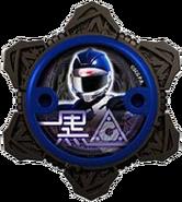 Phantom Ranger Ninja Power Star