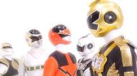Six Rangers Vision Super Megaforce