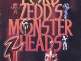 Lord Zedd's Monster Heads