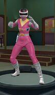 Pink Space Ranger
