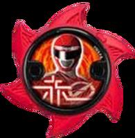 Red Overdrive Ninja Power Star