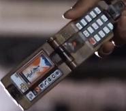 An Ancient ShodoPhone (phone mode)