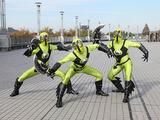 Demon Bug Soldiers Bibi