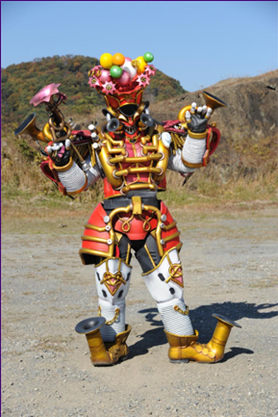 New Joyful Knight Killborero