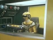 Yellow Turbo Cockpit